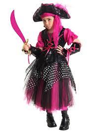 girls pink punk pirate costume kids halloween pirate costumes