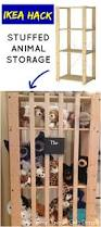 Ikea Toy Storage Ikea Hack Stuffed Animal Storage