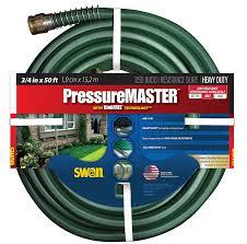 amazon com swan sn7934050 pressure master heavy duty hose 3 4