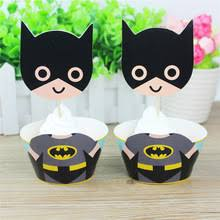 Batman Decoration Online Get Cheap Batman Decorations Party Aliexpress Com
