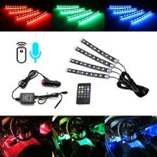 Led Strip For Car Interior Active Rgb Led Strip Lights For Car Interior Lighting Diy