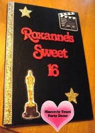 sweet 16 sign in book custom sign in books boards for sweet 16 mitzvah quinceanera party