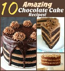 celebrate national chocolate cake day with 10 amazing recipes