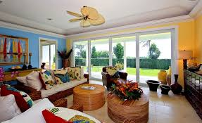 Tropical Home Decor Tropical Home Decor Pinterest The House Looks Fresher With