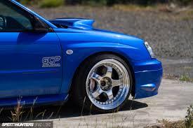 subaru impreza hatchback custom easy street a no fuss 540whp wrx sti speedhunters