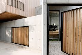 Concrete Home Designs Concrete Box House Influenced By Japanese Design