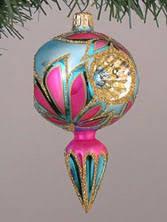 ornaments in poland tree choinka i