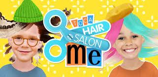 toca boca hair salon me apk toca hair salon me appstore for android