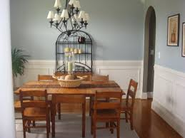 blue painted dining table dining room blue paint colors dining room decor ideas and showcase