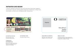 university of oregon student id card u2014 kathleen darby