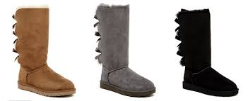 ugg sale at nordstrom nordstrom rack ugg bailey bow genuine sheepskin boot 112 48 reg