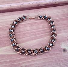 copper bead bracelet images Magnetic and copper bead capture bracelet jewelry making journal jpg