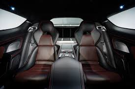 aston martin cars interior 2017 aston martin rapide s interior rear cabin carmagram
