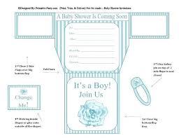 printable diaper template template diaper invites template