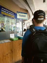 bureau d immigration bureau de l immigration de chiang mai prolongation de visa