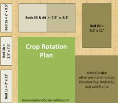 crop rotation and companion planting unconventional sustainability
