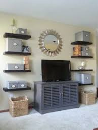 Floating Shelves Entertainment Center by 119 Best Entertainment Center Images On Pinterest Home Pallet