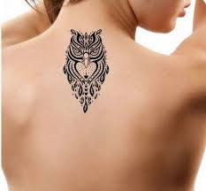 tattoo trends marvelous tribal owl tattoo design 2017