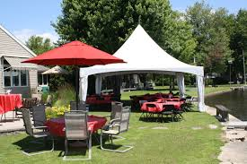 backyard tent beautiful tents and party s serving images with