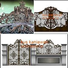 central java specialists working on classic wrought iron