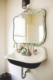 rustic modern farmhouse bath tour design inspiration from an inn s rustic modern guest rooms