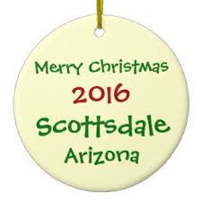 scottsdale arizona ornaments keepsake ornaments zazzle
