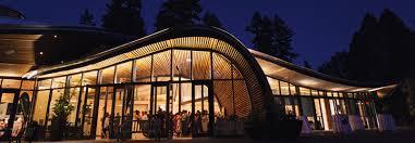 Vandusen Botanical Garden Wedding Hold Your Wedding Or Event In One Of Vandusen S Indoor