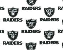 Oakland Raiders Curtains Raiders Curtain Etsy