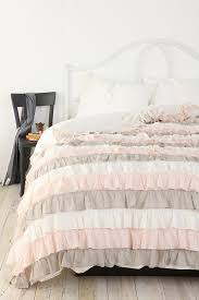 bedding set beautiful grey and peach bedding sahara silver duvet