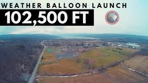 balloon a gram rochester ny gopro weather balloon launch high altitude balloon olhzn 5