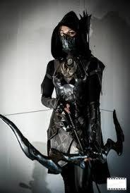 Skyrim Halloween Costumes Sale Custom Cheap Nightingale Cosplay Armour Skyrim Skyrim