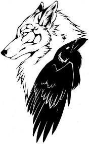read complete black wolf with design by