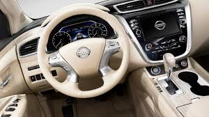 nissan murano interior 2017 2019 nissan murano review and price cars market price