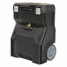 stanley 10 drawer rolling tool cabinet stanley rolling tool box 17 3 4 w x 24 5 16 d 38wf20 018800r