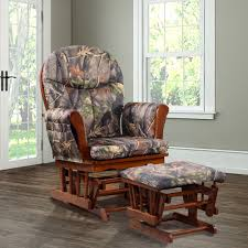 Nursery Upholstered Rocking Chairs by Chairs Home Deluxe Glider And Ottoman Upholstered Rocking Chairs