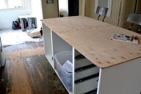 kitchen furniture install kitchen island hood filler strip how to