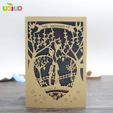 compare prices on wedding invitations 100set online shopping buy