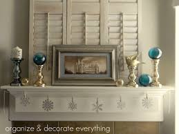 january decorations home winter mantel organize and decorate everything