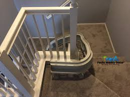 Mobility Stairs by Gallery Pacific Mobility Center