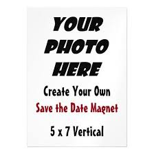 design your own save the date diy create your own save the date magnet v01 magnetic invitations