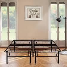 Flat Platform Bed Frame Bedroom Flat Mattress Frame King Bed Frame And Headboard