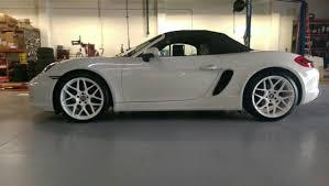 Porsche Boxster Custom - porsche boxster custom wheels hre ff01 20x8 5 et tire size