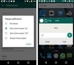 android popup 5 methods to read whatsapp messages without letting sender
