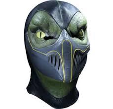 Scorpion Halloween Costume Scorpion Costume Mortal Kombat Party