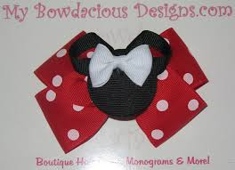mickey mouse hair bow 60 best mickey mouse hair bows images on bows hair