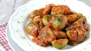 cuisiner choux de bruxelles frais poêlée de choux de bruxelles à la sauce tomate recette par tomate
