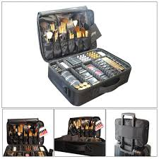 professional travel large capacity makeup storage bag cosmetic