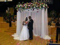 wedding arches how to make how to make a simple diy wedding arch search caite s