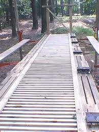 Free Woodworking Plans Projects Patterns by Garden Bridges At Woodworkersworkshop Com
