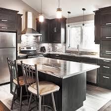 images cuisines cuisines beauregard cuisine réalisation 357 armoires de cuisine
